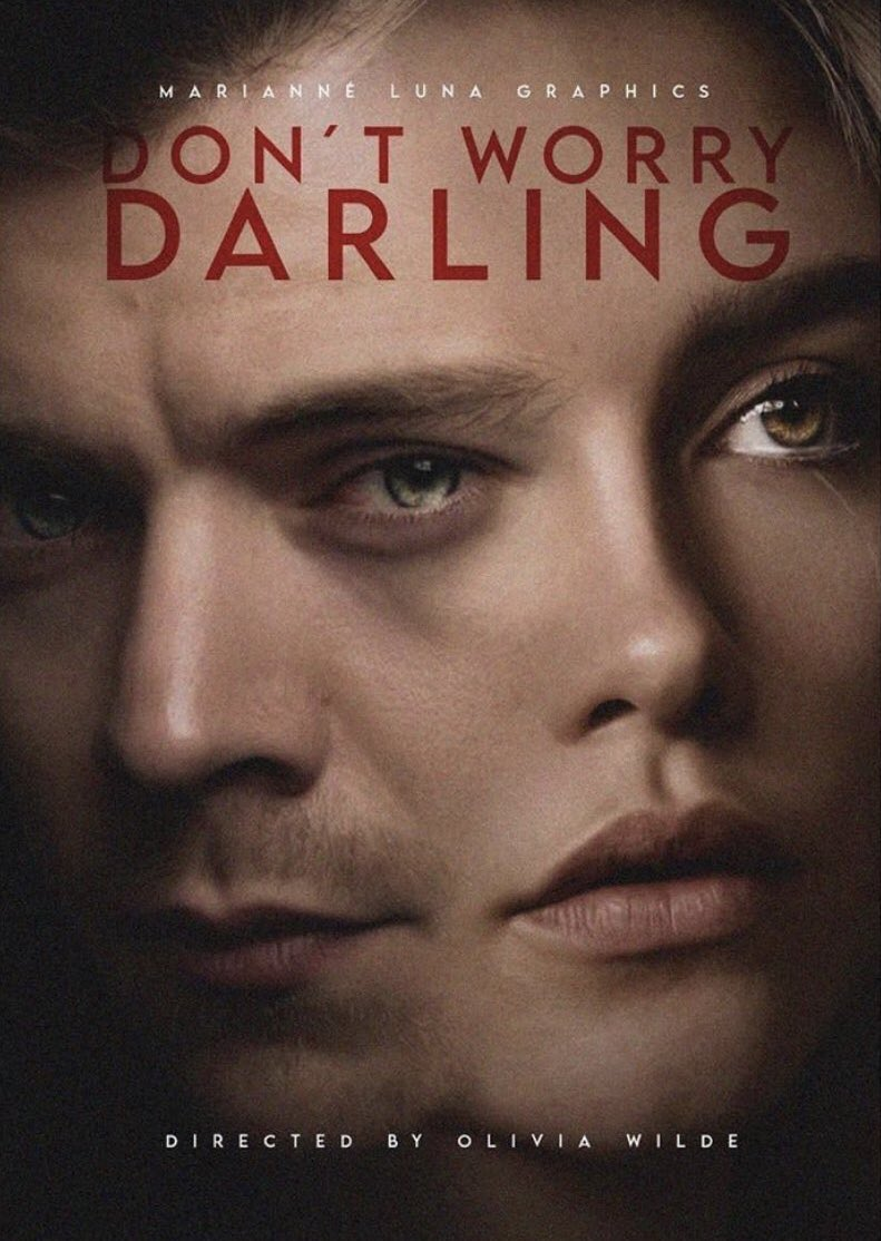 Don't worry Darling included Douglas Smith Kate Berlant and Asif Ali
