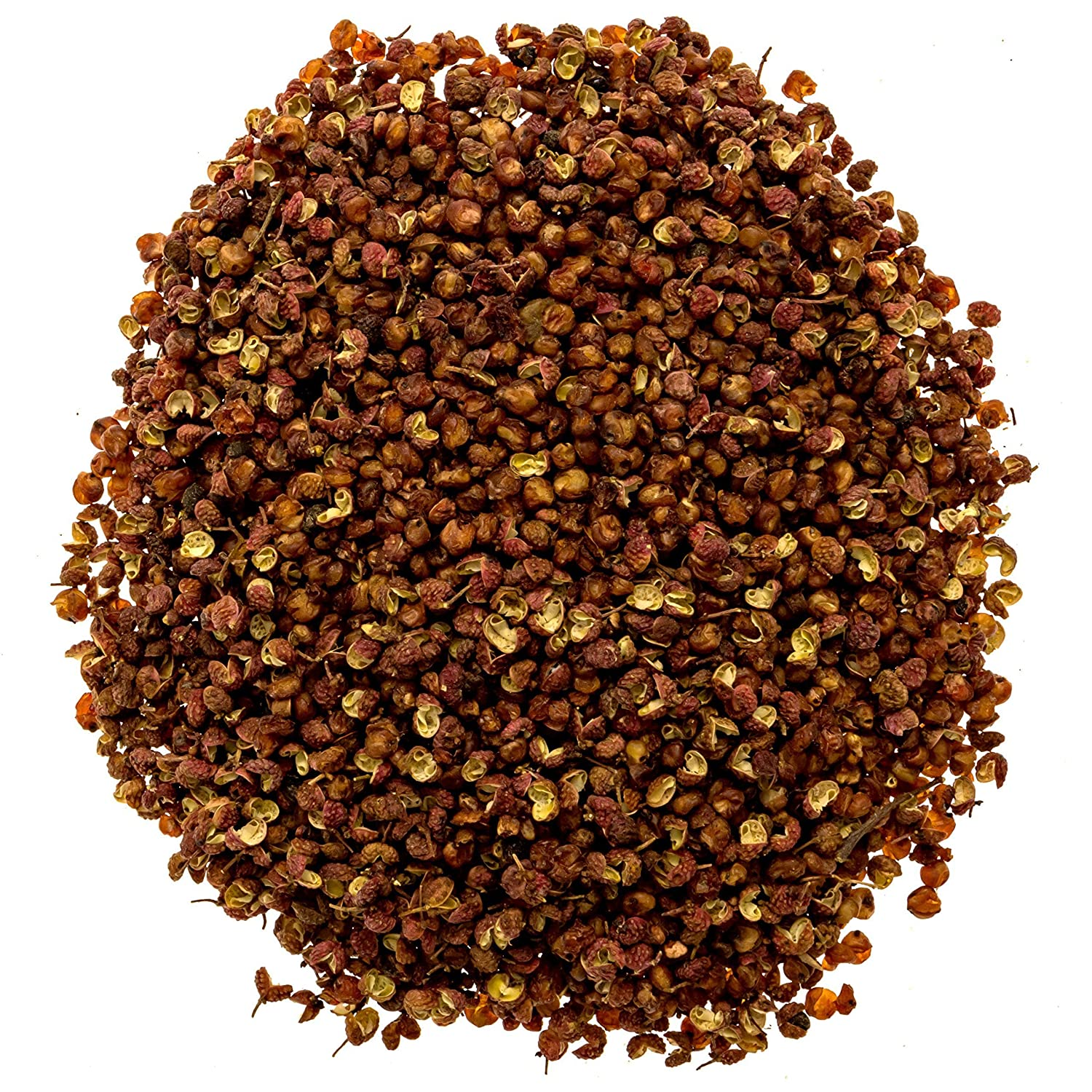 A Chinese Spice Sichuan Peppercorn that Is So Hot that It Cools