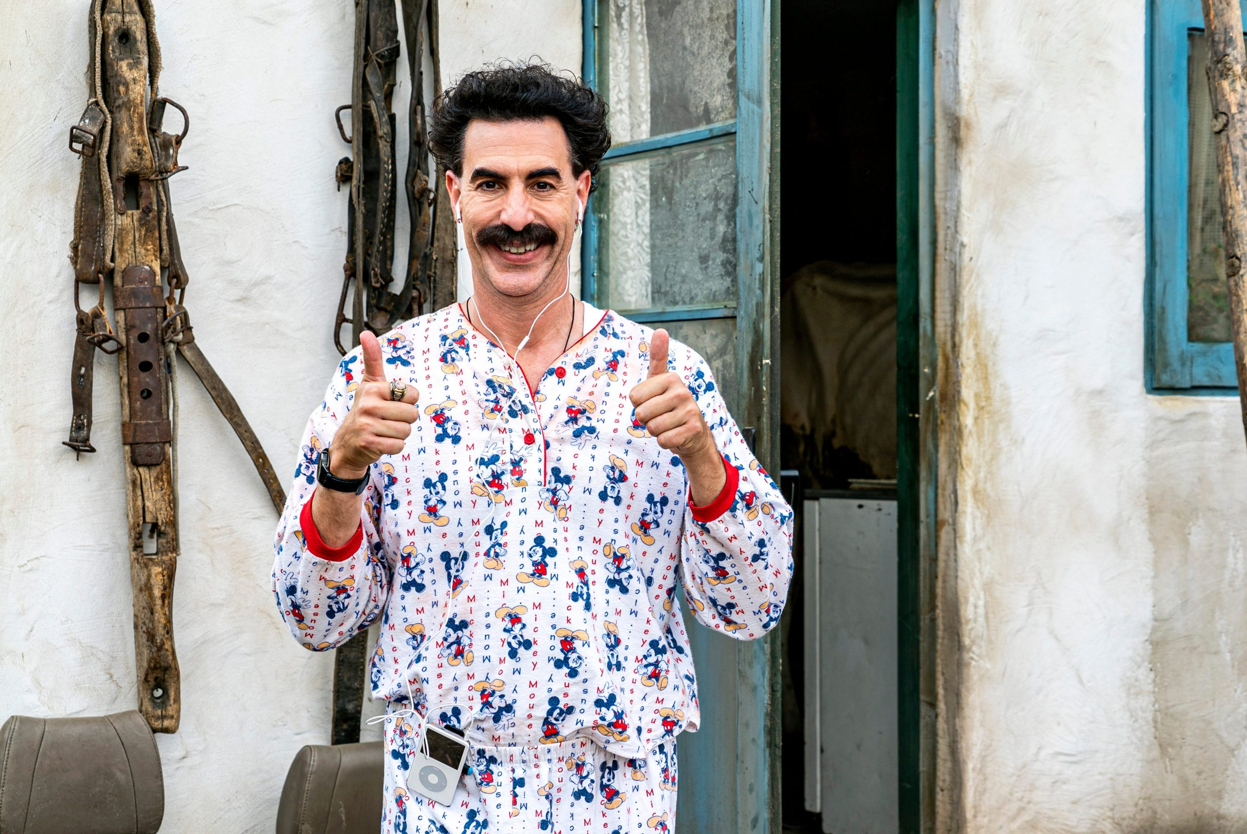 Borat 2 review 'Fascinating and urgently satirical'