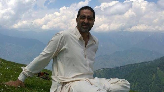 Fears grow for a British man who was detained in Pakistan-administered Kashmir