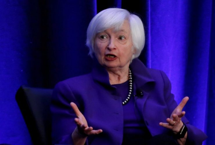 Janet Yellen: Biden to choose 'first female Treasury secretary.'