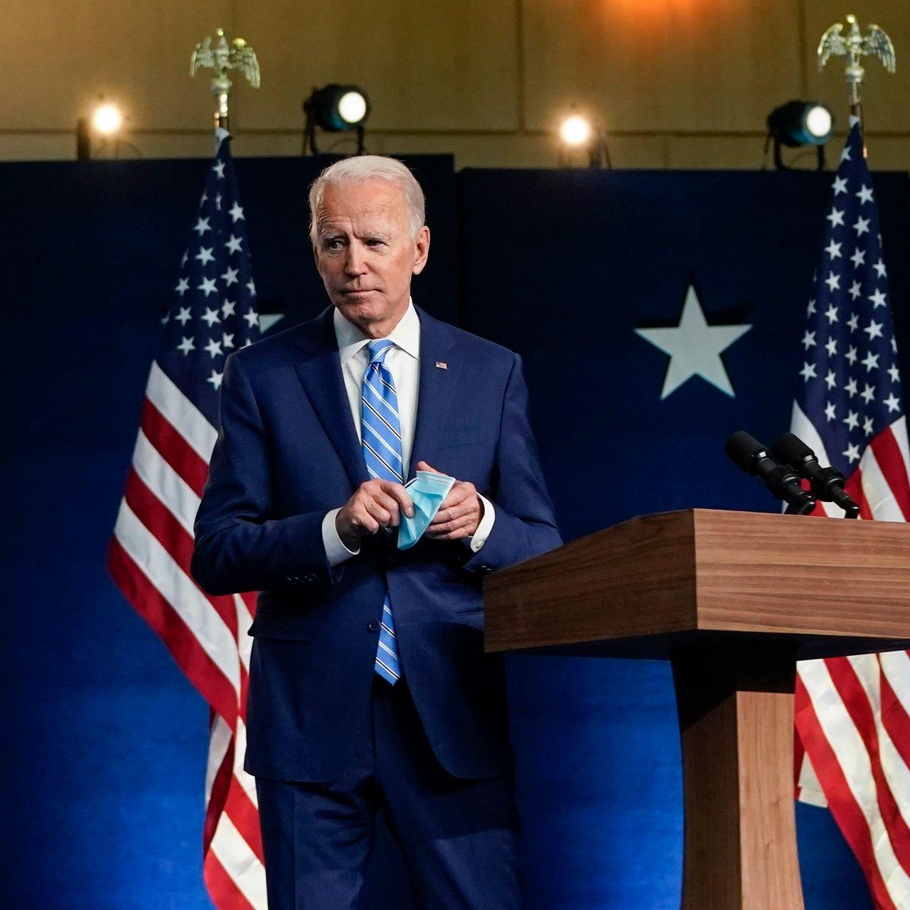 Can Biden's new agenda break the 'brown blockade'?