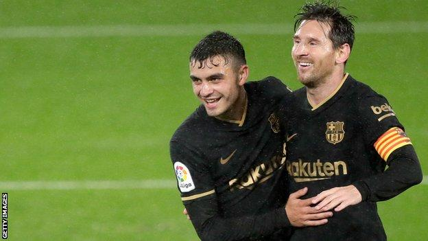 Lionel Messi seems very impressed by Pedri So Can He Become the Next Saviour of Barcelona?