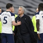 Tottenham Manager Jose Mourinho has continued his secret constituent to Spurs