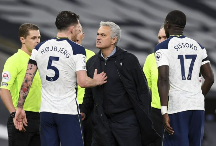 Tottenham Manager Jose Mourinho has continued his secret constituent to Spurs