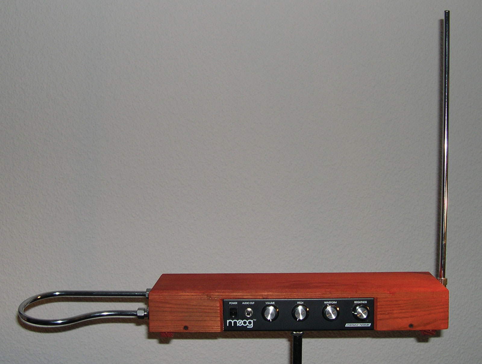 The theremin: The strangest instrument ever invented?