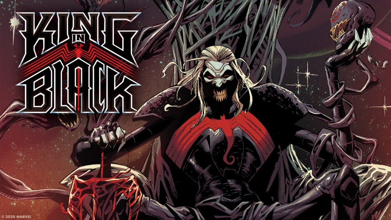 Marvel's First Cosmic War: The King in Black is Horrifying for Earth's heroes