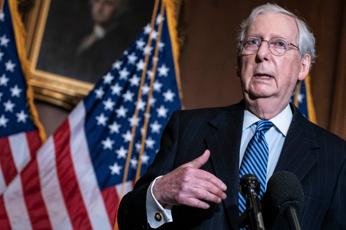 McConnell: One of the Top Republicans Finally Congratulates Biden For The Election Win