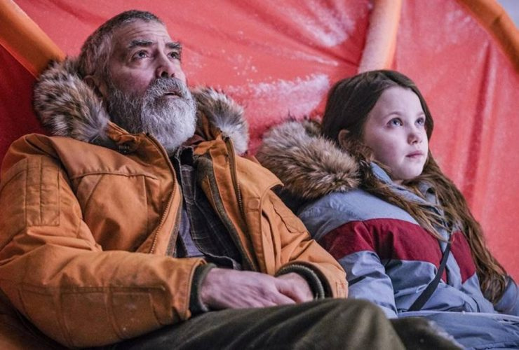 The Midnight Sky Review: A Well Made Space Sci-fi Film By George Clooney