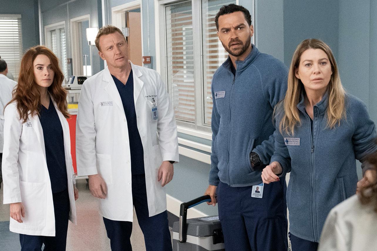 "Grey 's Anatomy Season 17 Episode 5: ""Fight the Power"""