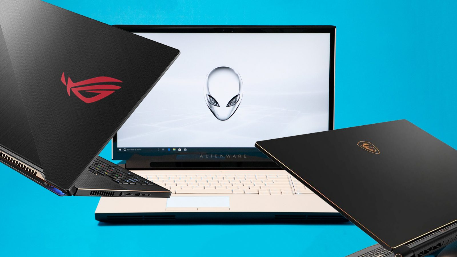 These are the Fastest Laptops For Gaming in 2021