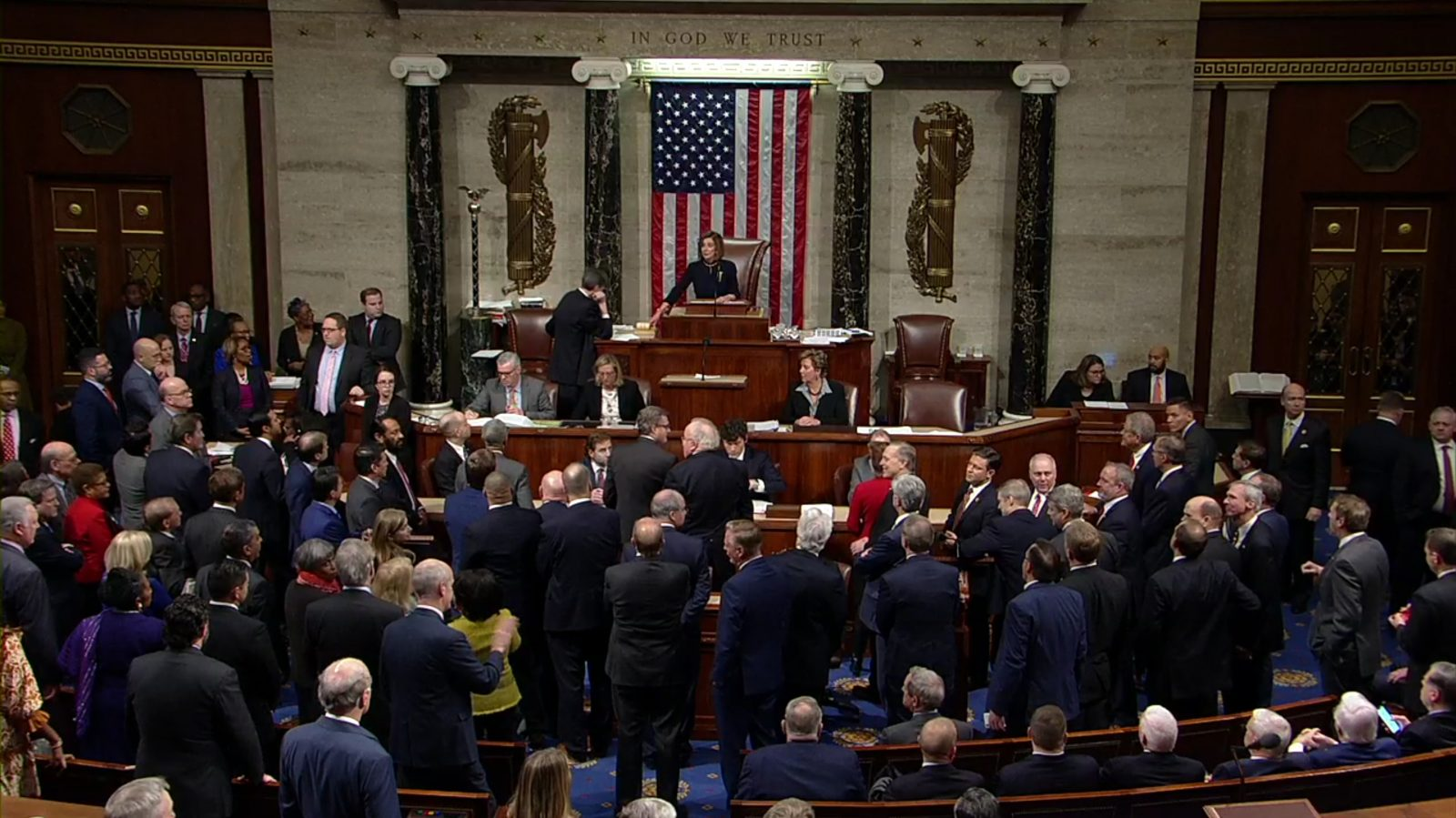 US House Democrats Office is Now Ready to Start Impeachment for Donald Trump
