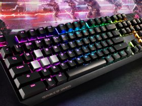 ROG Strix Scope Keyboard Review: Design, Performance, and Review