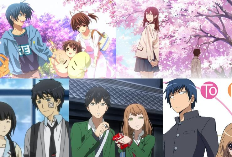 The Top 10 Best Romantic Anime to Watch This Valentines Day Weekend